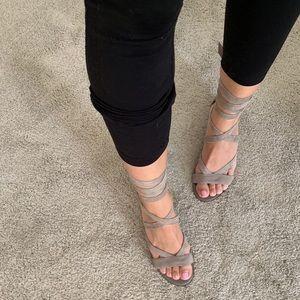 Sam Edelman wrap sandals